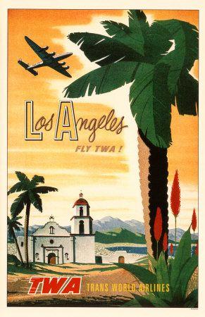 TWA - Los Angeles