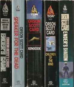Fiction Book Review  Xenocide by Orson Scott Card  Author St     Pinterest