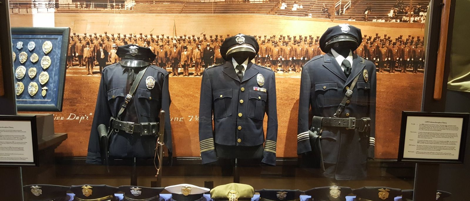 Los Angeles Police Museum Los Angeles Police Department Lapd Police Department