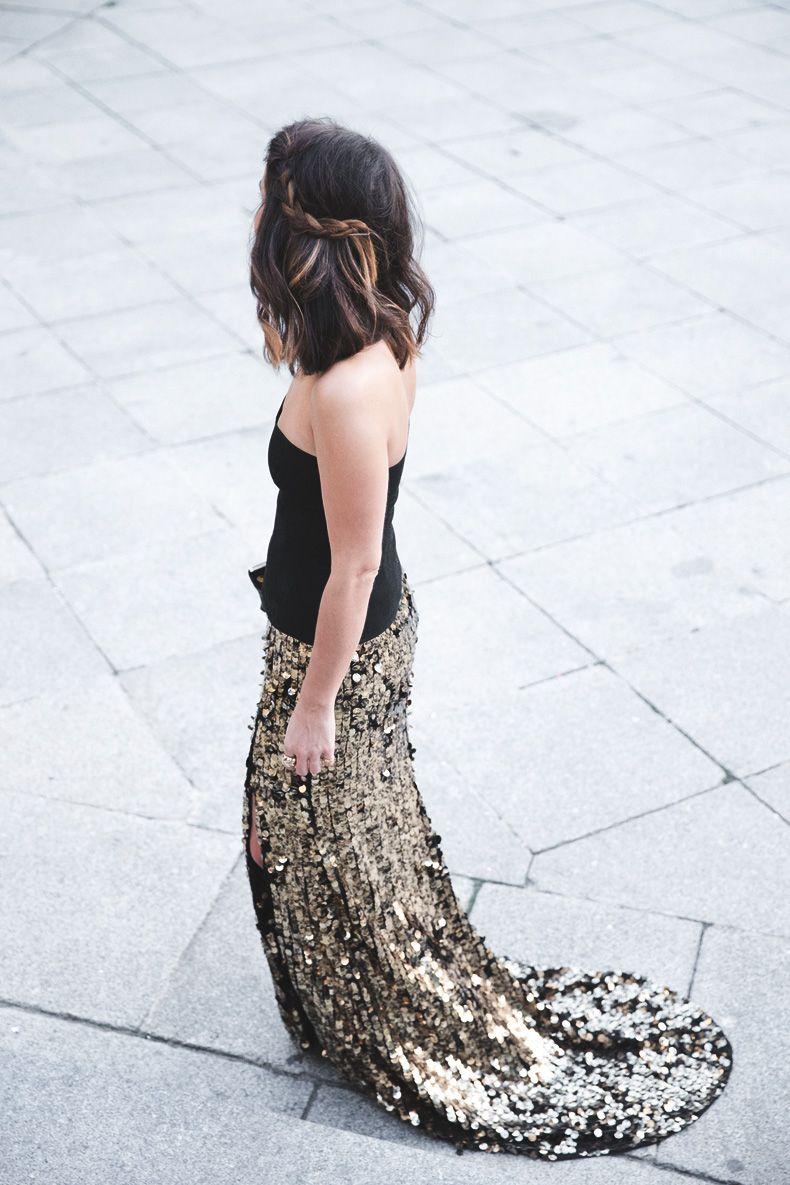 Sequin maxi skirt fashion pinterest sequin maxi skirts