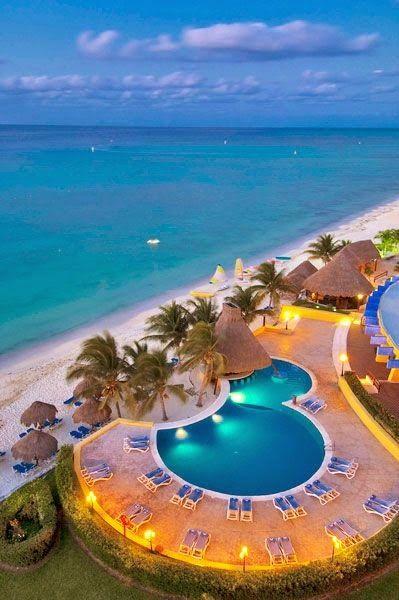 Beach Resorts, Vacation Places, Resort