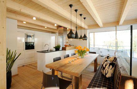 Wohnküchen wohnküche chalet bischofsmütze bzw mahdalm luxuslodge zeit zum