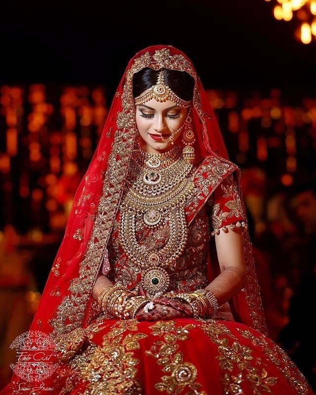 Bridal Jewelry Indian Wedding: Ditch The Regular Jewellery & Try The New Offbeat Bridal