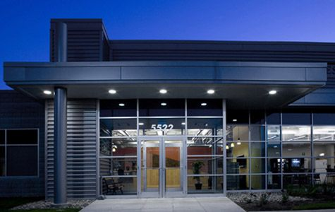 single story office building designs | Geological Survey