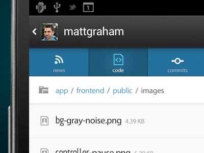 GitHub Tabbed Navigation | Programming