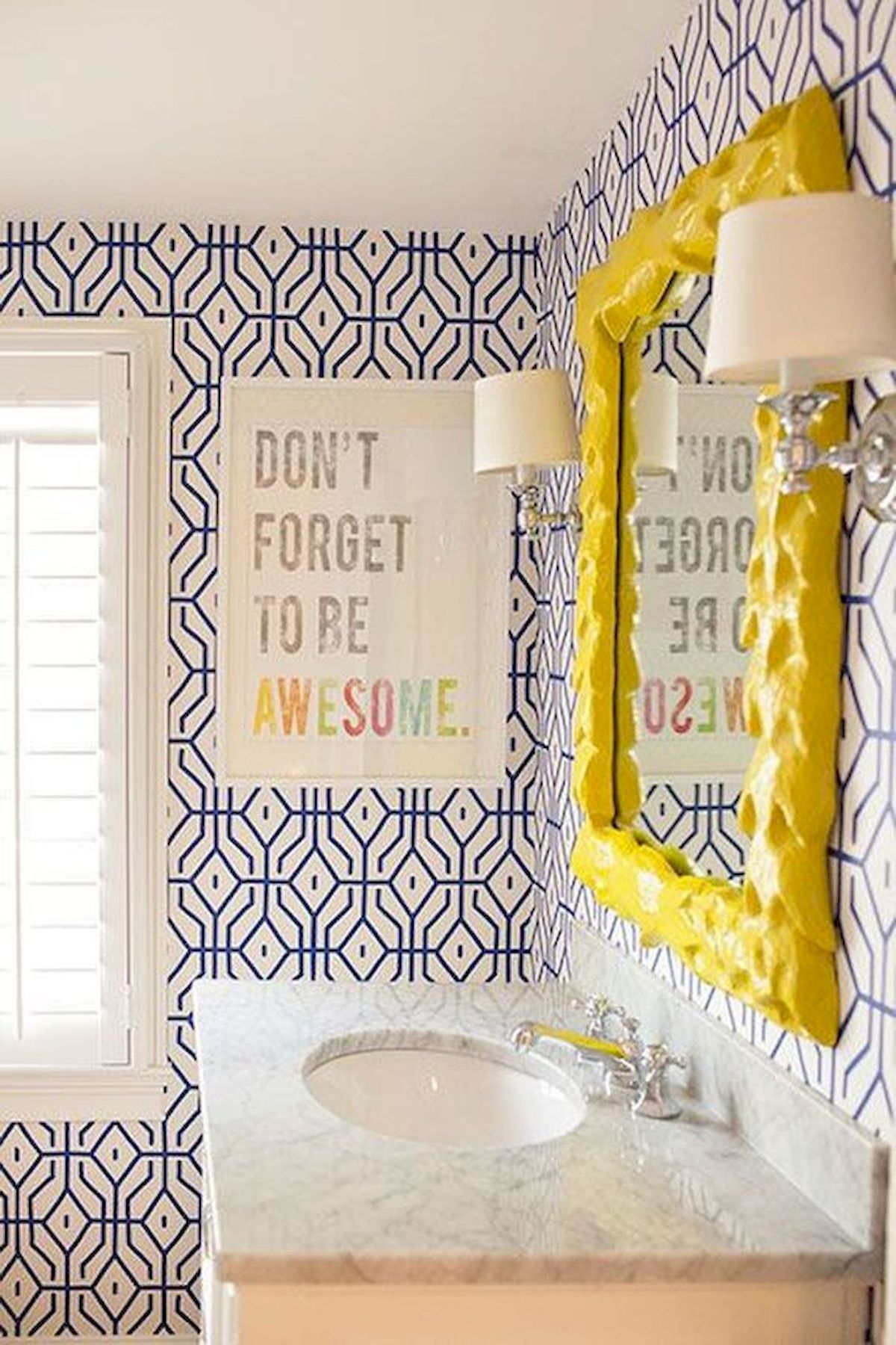 Photo of 65 Gorgeous Colorful Bathroom Design and Remodel Ideas