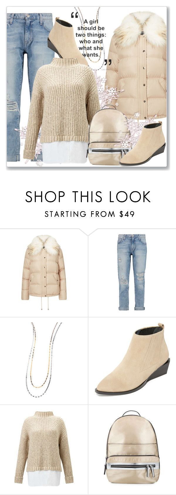 """""""Perfect Puffer Jackets"""" by andrejae ❤ liked on Polyvore featuring Miss Selfridge, Current/Elliott, Lana, UN United Nude, polyvoreeditorial, polyvorecontest and puffers"""