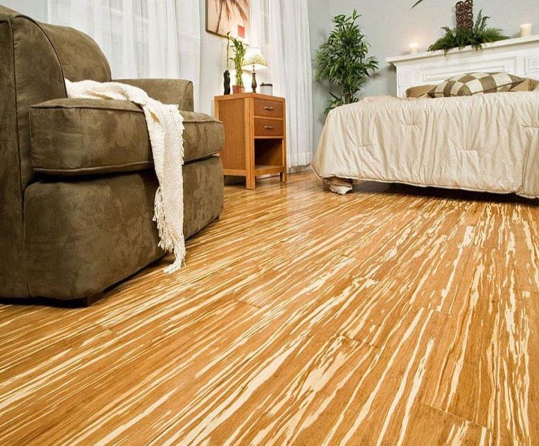 Wood Grain PVC Click Flooring For Home This Click Systerm Vinyl Wood - How to clean pvc flooring