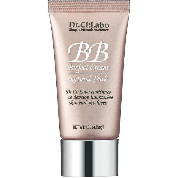Dr. Ci:Labo BB Perfect Cream Natural 1.05 Ounce Absolute LOVE Lip Balm - Strawberry and Bubble Gum Set
