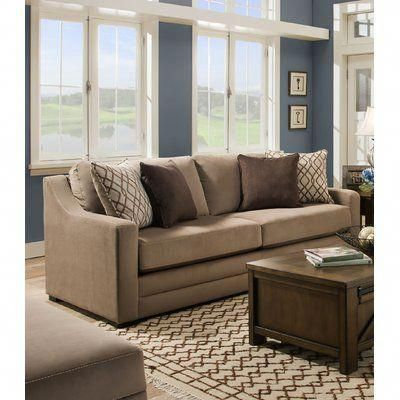 Darby Home Co Tremont Sofa by Simmons Upholstery in 2018 Furniture - Cheap Black Furniture