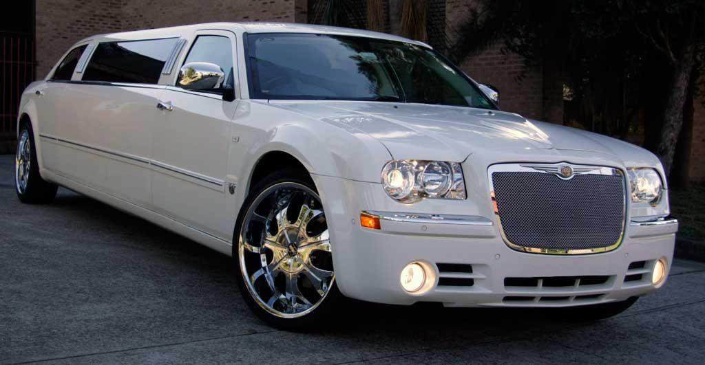 Chrysler 300 Limousine Baja Limo 9166381400 Chrysler