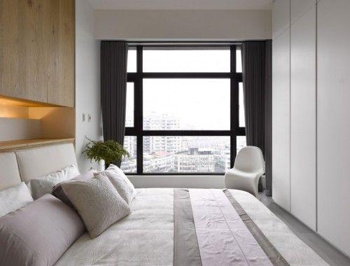 Design Kasten Slaapkamer : Slaapkamer door ganna design met vaste kasten hoek