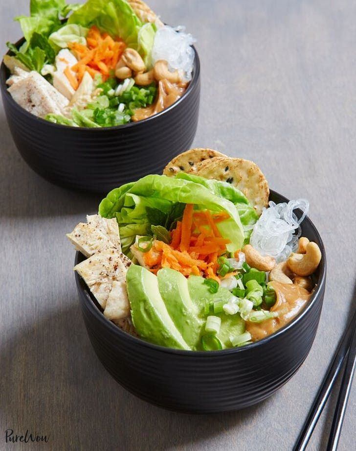 18 healthy and filling work lunches that arent salad pinterest 30 easy clean eating lunches to try this month forumfinder Images