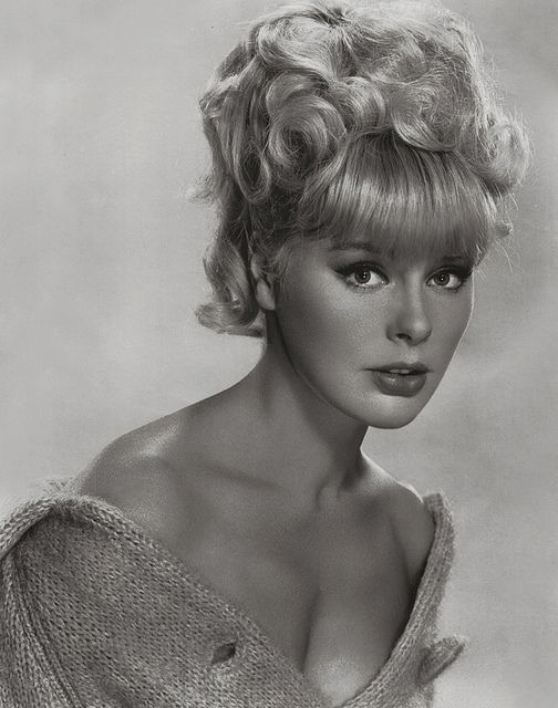 Elke Sommer, 1963 - A Photo On