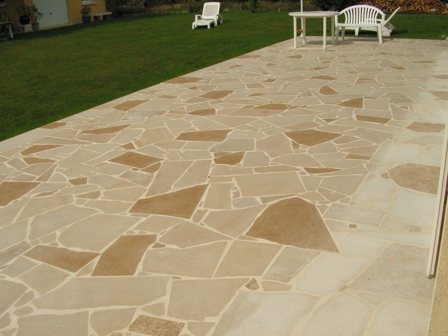 Bourgogne Amc Natural Stones Beige