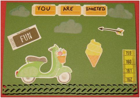 An invitation to national backyard games week cardmaking and an invitation to national backyard games week cardmaking idea stopboris Choice Image
