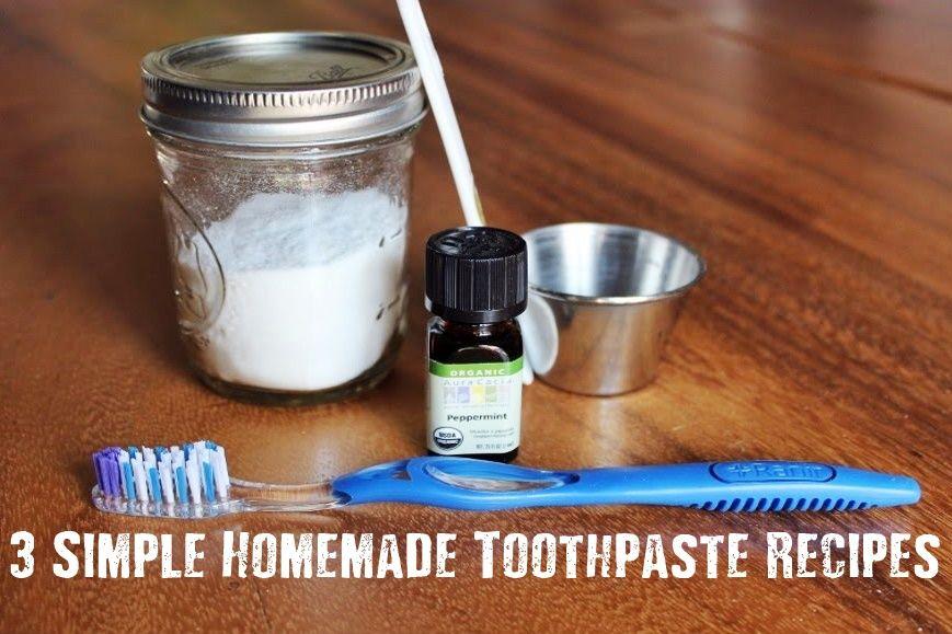 diy teeth whitening paste with baking soda