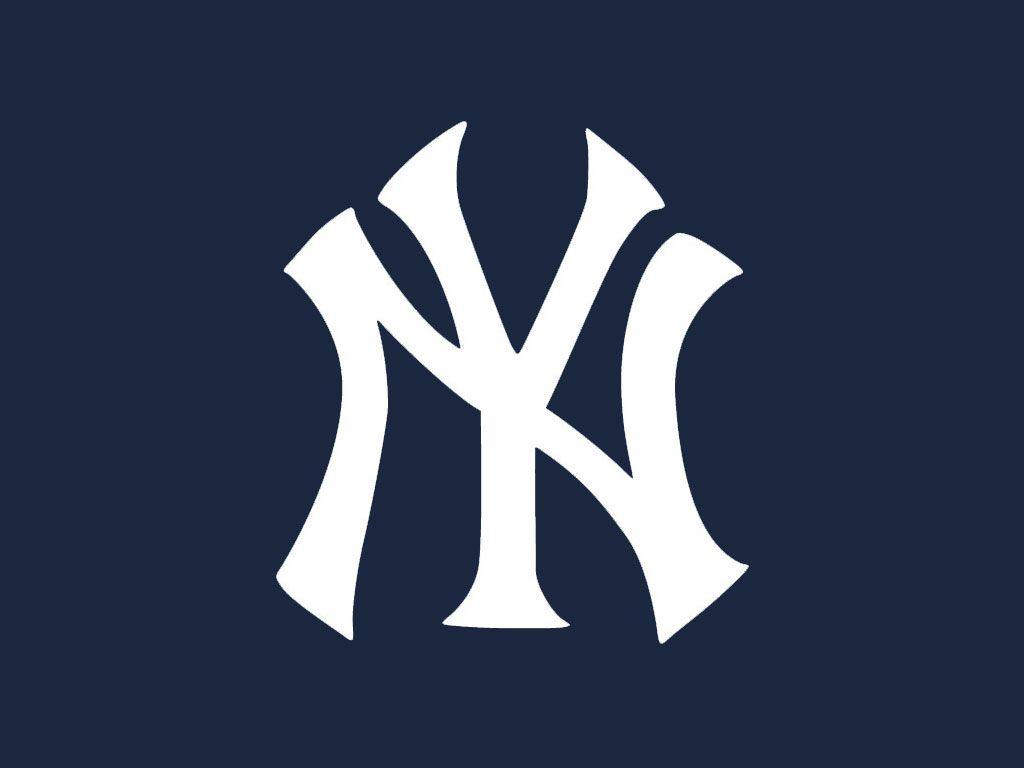 I Bleed Blue New York Yankees Logo Yankees Logo New York Yankees