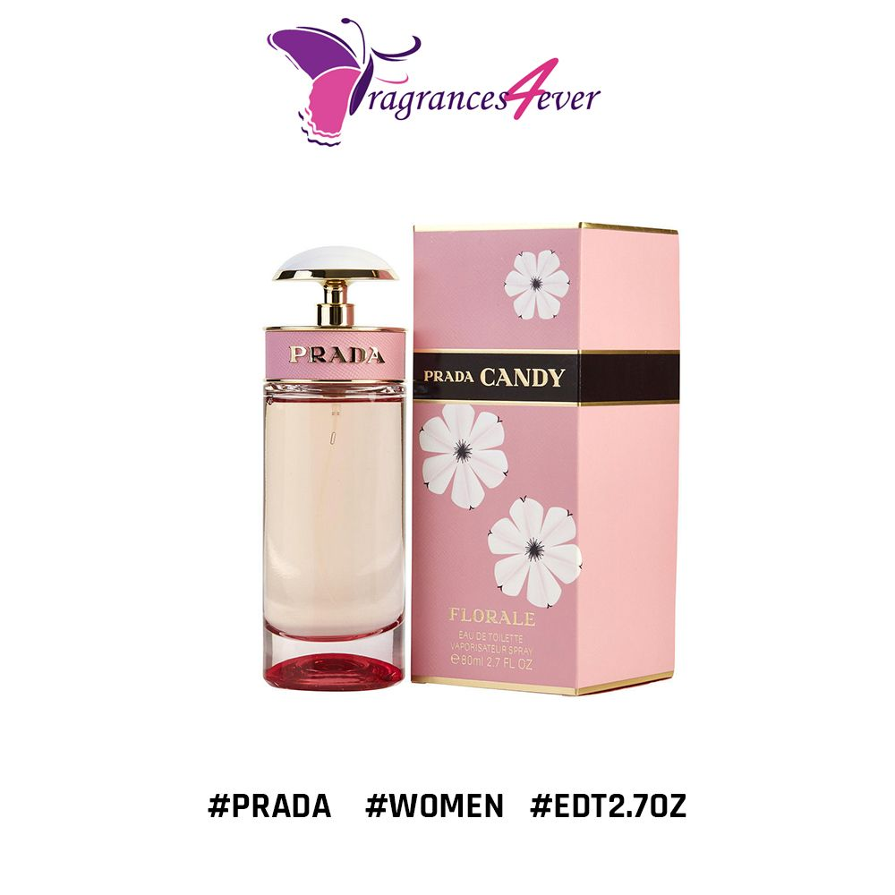 SprayLuxury By 2 Women's Florale 7 Oz Prada Candy Edt wv8nmN0O