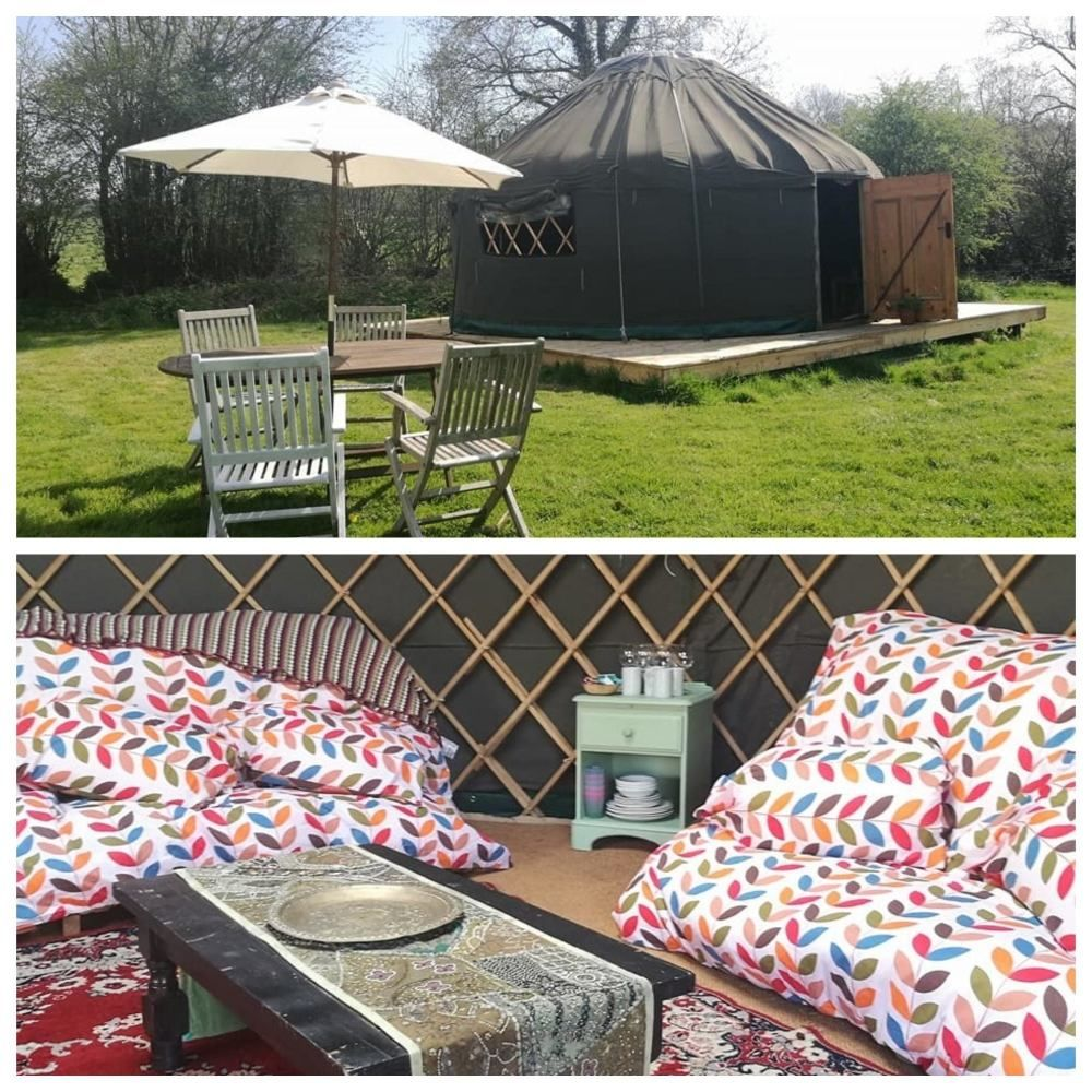 Camping in style with Mountain Cottage Yurts. Read more ...