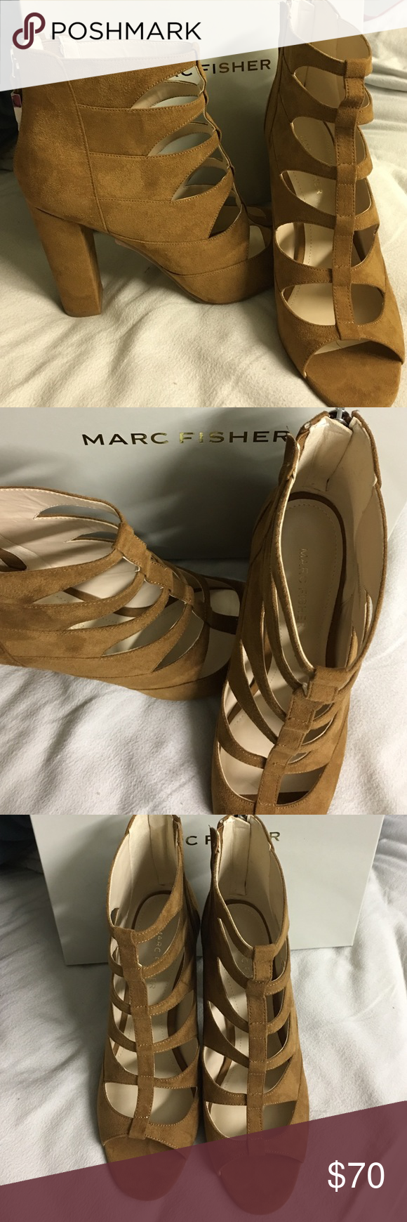 Brand new marc fisher pumps. Super cute 😍😍 Brand new marc fisher pumps. Super cute 😍😍 Marc Fisher Shoes