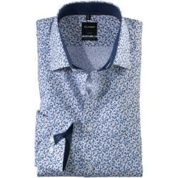Photo of Olymp Luxor Shirt, modern fit, New Kent, Nougat, 42 Olympolymp