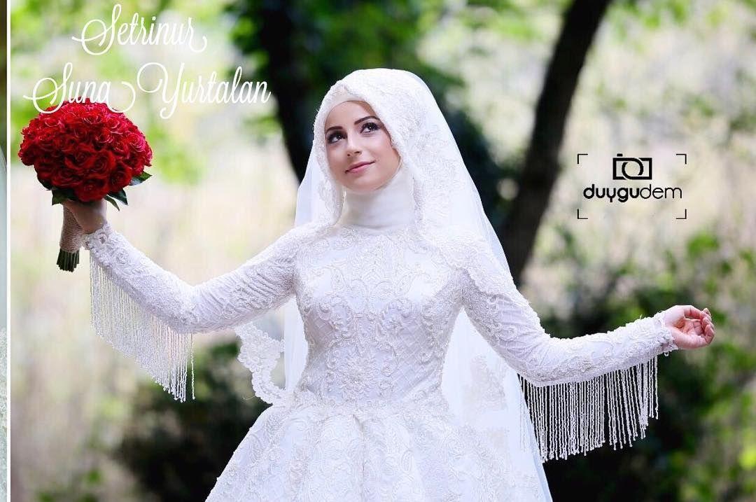 Photo of 2018 Aysira Hijab Wedding Dress Models, www.tesetturelbis ….
