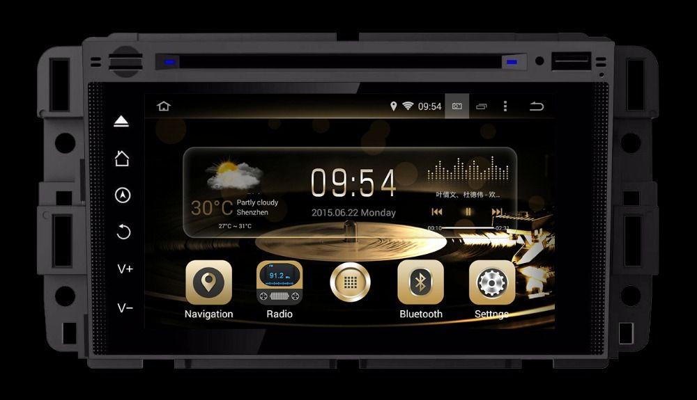 Octa Core 8 Core Android 6 0 Fit Gmc Yukon Savana Sierra Tahoe
