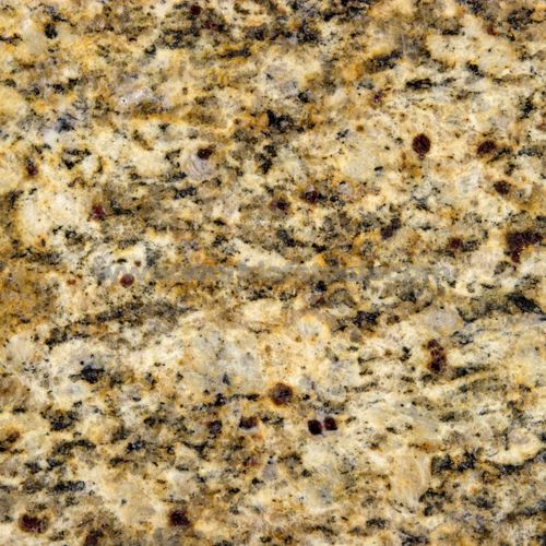 Our kitchen granite santa celica stock photo titled for Granito santa cecilia