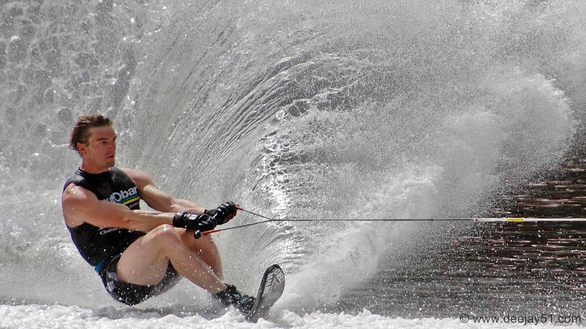 Moomba Water Festival, Melbourne. Skiing, Festivals