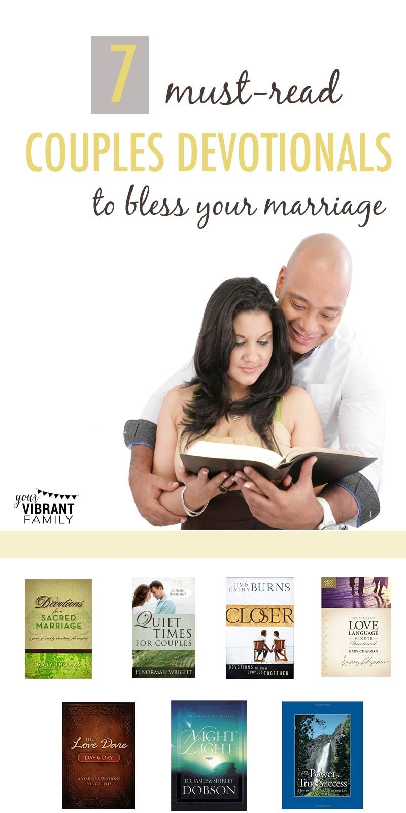 Christian books for married couples to read together