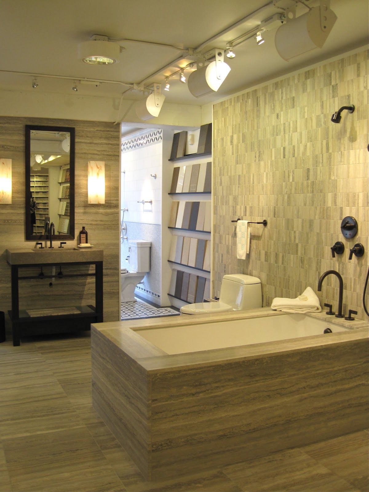 Floor And Decor Tile Class Courtney Lane Field Trip To Ann Sacks Designer Tile  Tile