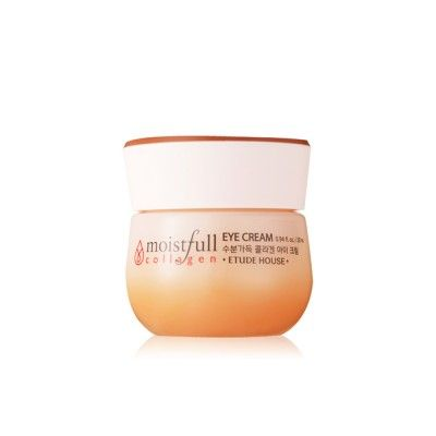 7. Etude House Moistfull Collagen Eye Cream $14.08  (best combination young adult skin)