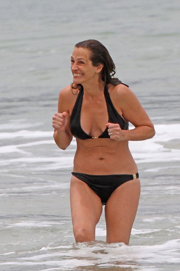 Helen roberts and bikini