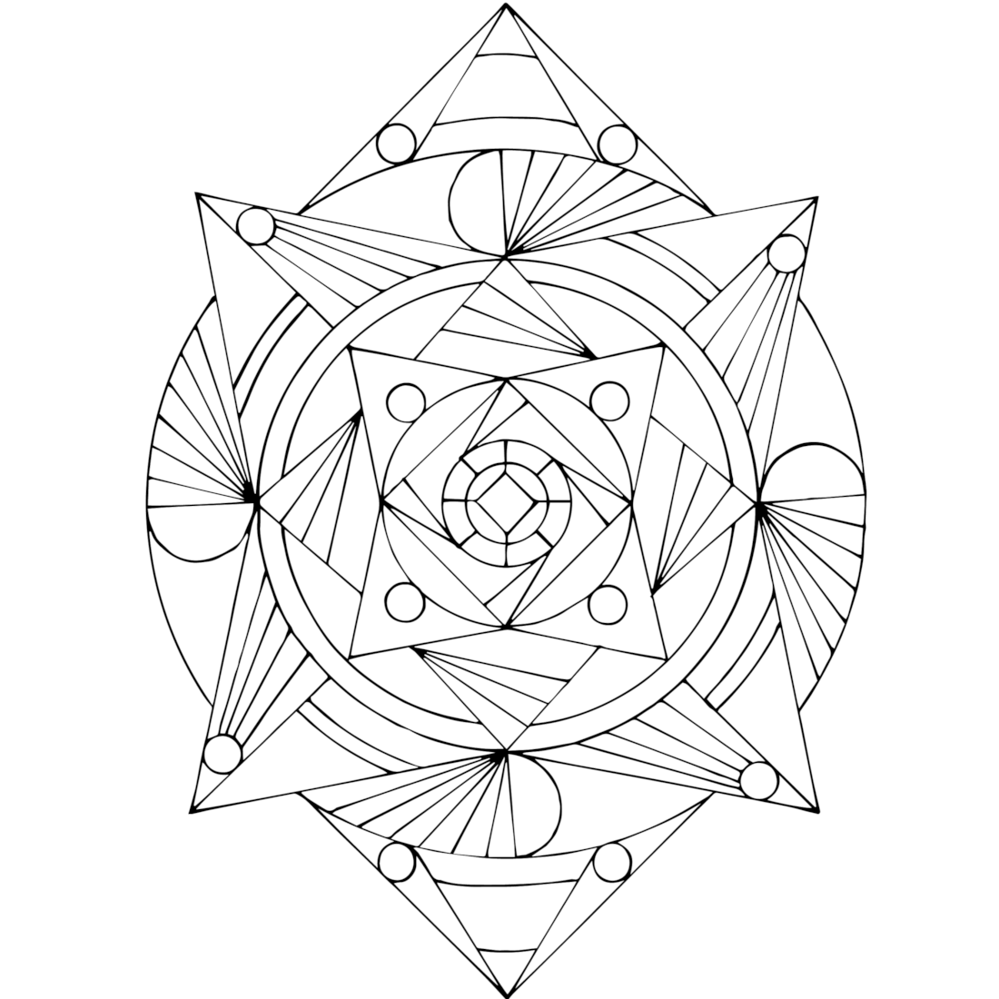 Download Fancy Key Coloring Page