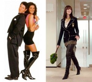 Thigh-High Boots in Movies | At the Movies | Pinterest | Movies ...
