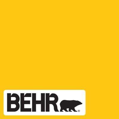 behr premium plus 1 gal p300 7 unmellow yellow flat low on behr premium plus colors id=40608