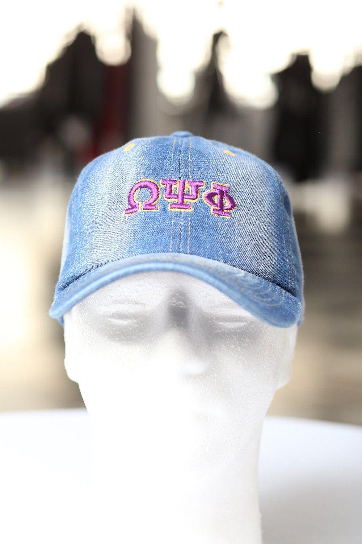 ca582cbd692 My ΩΨΦ Jeans polo dad hat