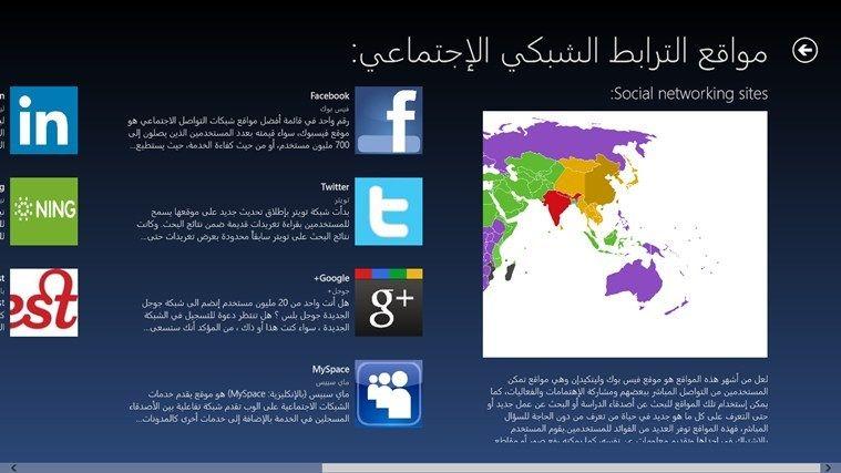 أثر الارهاب الالكترونى على تغير مفهوم القوة فى العلاقات الدولية دراسة حالة تنظيم الدولة الاسلامية المرك Social Networking Sites Social Networks Networking