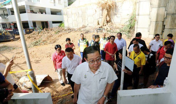 Pengajaran Daripada Banjir Kepala Batas Pas Pulau Pinang Mengingatkan Ketua Menteri Lim Guan Eng Supaya M Countries Around The World Around The Worlds World