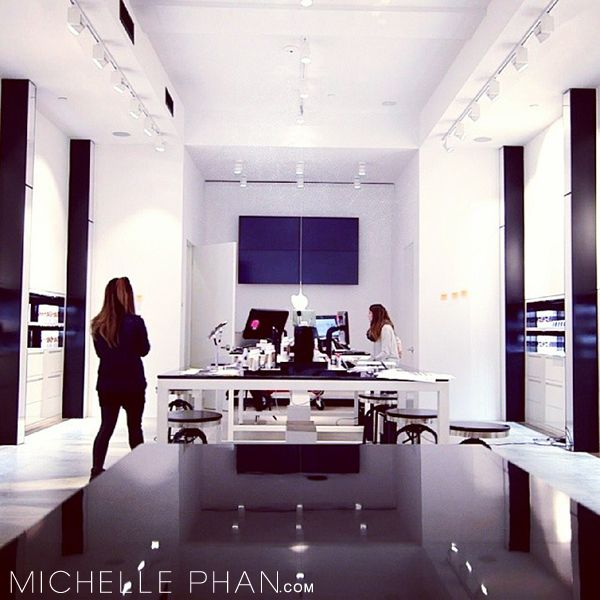 The EM Michelle Phan store!