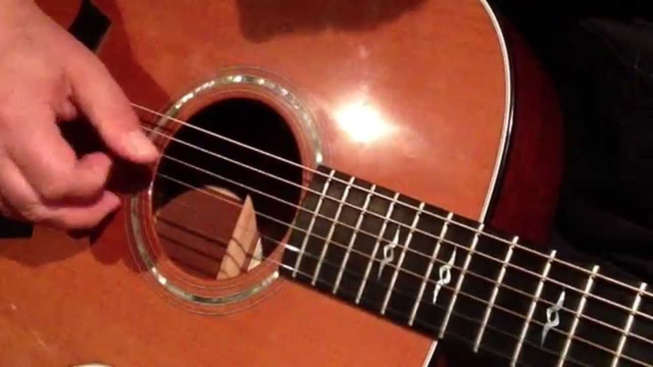 Fingerpicking For BEGINNERS-Play Guitar In 12 Minutes ...