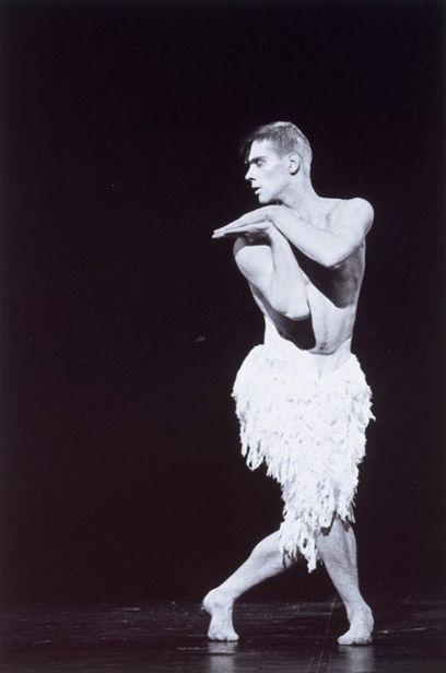Adam Cooper Swan Lake Con Imagenes Danza Contemporanea