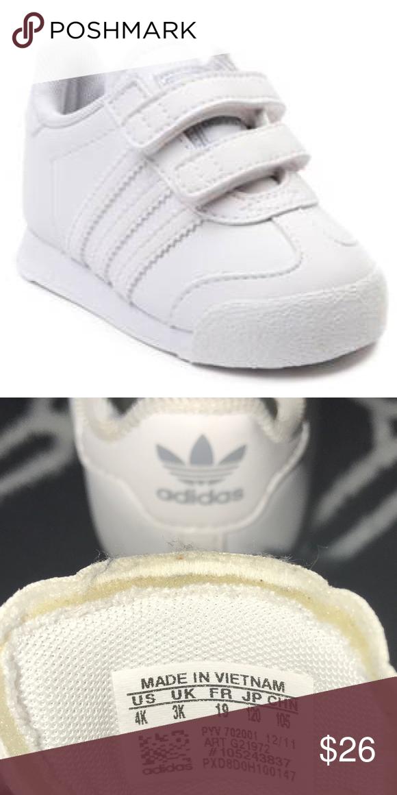 adidas samoa bambino scarpe taglia 4 pinterest scarpetta.