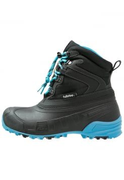 Fullstop Sniegowce Black Hiking Boots Boots Shoes
