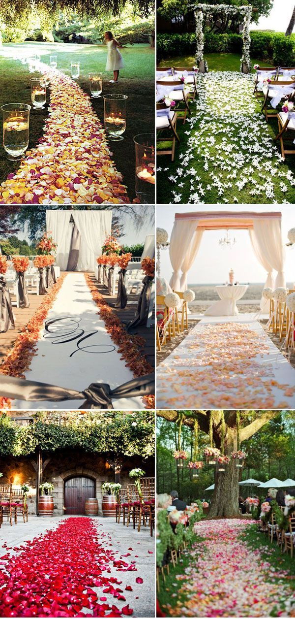 Magnificent wedding aisle decoration with flower weddingflowers magnificent wedding aisle decoration with flower weddingflowers tiffanys wedding pinterest casamento junglespirit Images