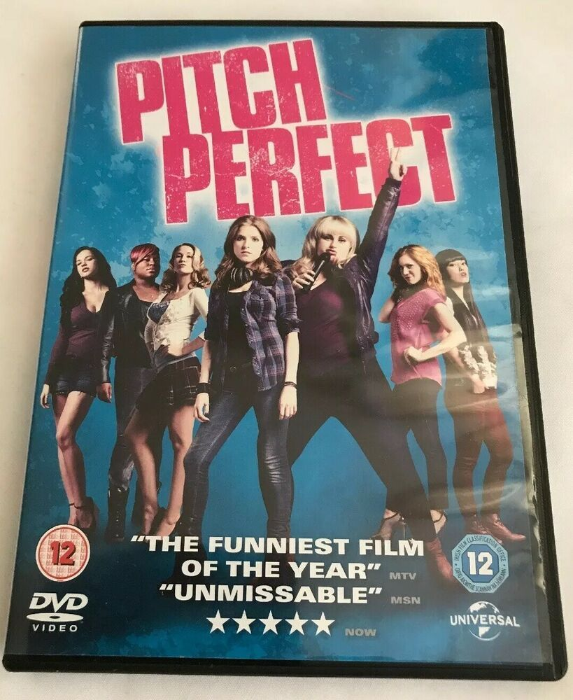 Only £1.49 & Free Delivery!! Pitch Perfect DVD (2013) Anna ...