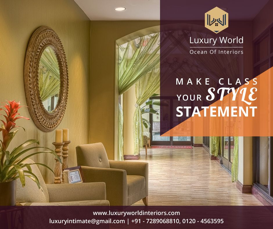 Make Class Your Style Statement Get Classy Home Decors From The