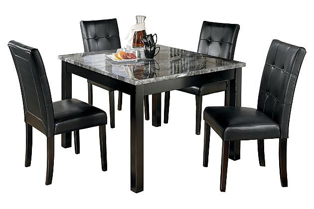 20++ Maysville dining room table and chairs set of 5 Best Choice