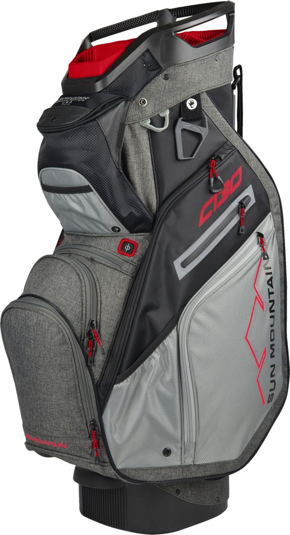 Pin On Golf Bags